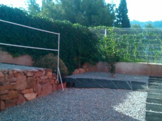 Chalet pareado en la Sierra Calderona., Serra
