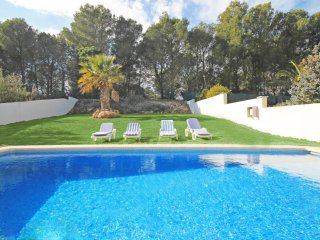 "Villa with private pool and large garden in L""Escala"