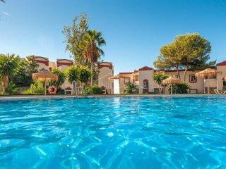 Apartment Club Caronte with Sea View in Riviera Del Sol, Sitio de Calahonda