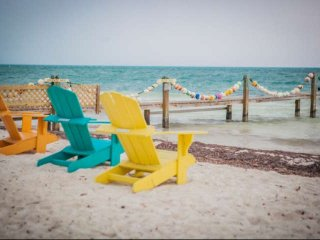 **15% OFF Summer Promo** Sandy Beach & Boat Dock at this Tropical Beachfront, Islamorada