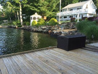 Alton Bay Lake Winnispesaukee Waterfront  Cape (FAR104W)