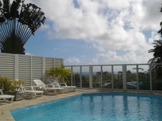 Bungalow Lagon piscine - Residence CaZmeti'C