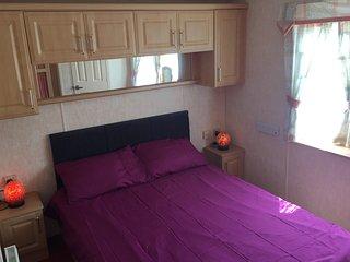 Seton Sands Holiday Village Caravan