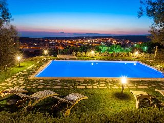 4 bedroom Villa in Scicli, Sicily, Italy : ref 5238123
