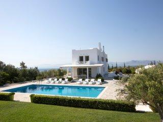 Villa Loutraki, Skaloma, Korinthia, Peloponessos