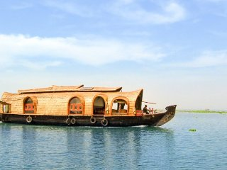 1-BR houseboat, ideal for couples