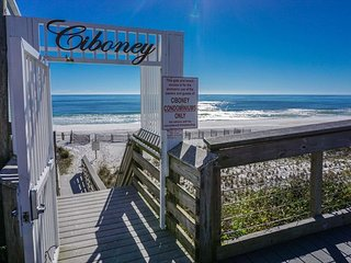 Ciboney # 1001 *STEPS TO PRIVATE BEACH FROM THIS COMFY CONDO*