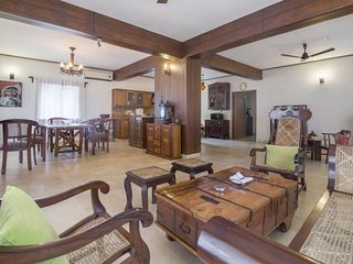 Elegantly done 4-BR villa, 500 m away from Sinquerim Beach