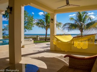 Ola Popoyo is a luxury beachfront vacation rental in Tola, Rivas Nicaragua