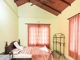 Room for three in a cosy homestay, ideal for backpackers