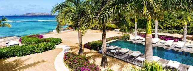 Villa Palm Beach 4 Bedroom SPECIAL OFFER, St. Barthelemy