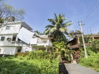 Peaceful hideaway for three, 2.6 km from Calangute Beach