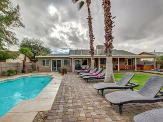 NEW! 5BR Scottsdale House w/Resort-Style Backyard!