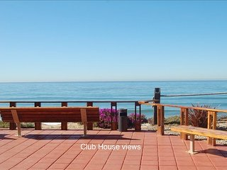 Ocean Front complex with Club House Ocean Views, Condo 500 feet to beach access