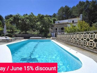 Last minute Offer 15% May 2017 - Cozy house with private pool in Esporles