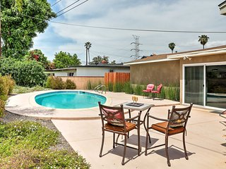 NEW! Lovely 3BR Covina Home w/ Private Pool!