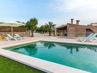 SA CASETA DE SON MORRO - Villa for 4 people in Santa Margalida