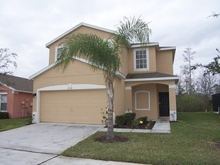 4Bed 3Bath home private pool/spa semi-private view & game room from $115/night