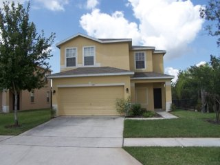 4Bed 3Bath home with private pool/spa semi-private view & game room from $105/nt, Orlando
