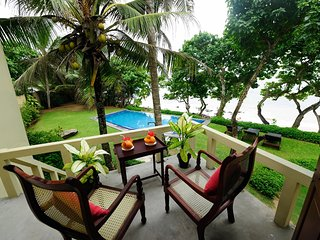 South Point Abbey 4 bedroom luxury family beach villa , Pool and fully staffed