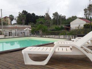 Isola del sole: Appartamento Salina in villa al mare con piscina