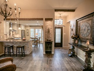 Charming Rustic Home in The Woodlands Texas
