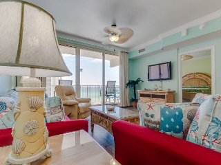 Living Area with View of Gulf