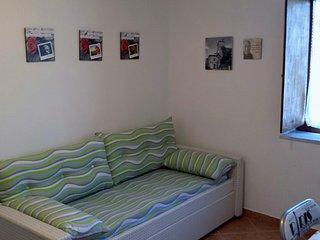 Salotto appartamento inferiore
