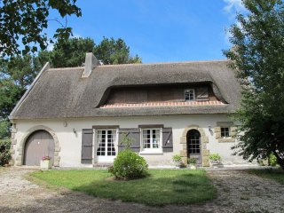 House - 4 km from the beach, Plounevez-Lochrist