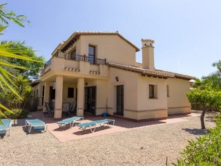 Luxury 2 bedroom 2 bathroom villa on stunning Hacienda del Alamo golf resort
