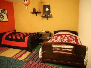 Wunderhaus Kodaikanal Orient room