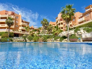 Penthouse apartment - 2 bedrooms, 2 bathrooms Marbella East, Elviria