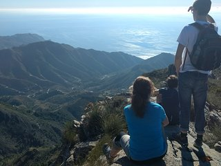 NERJA 5 minutes to Beaches and the Center