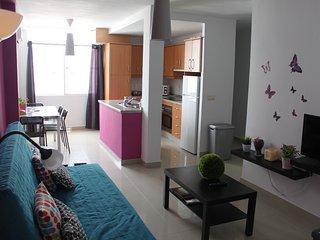 Apartamento en el centro de Sevilla totalmente equipado y moderno.