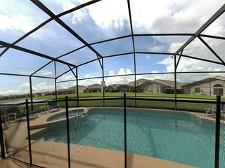 87285 7 Bedroom Pool Home,Cumbrian Lakes Kissimmee
