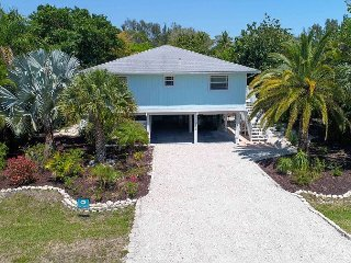 Down Time: Gorgeous Island Home Quiet West End Location w/ Near Beach Access