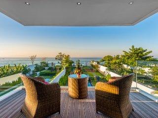 Beach villa for rent in Bali, Sanur, Keramas