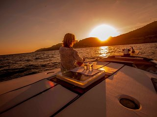 CHILLOUTBOAT RENT CHARTER DAY OR SLEEP IBIZA & FORMENTERA PADDLESURF OP.PAELLA, Sant Jordi