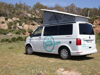 Location van amenage et campervan Vanbreak Malaga
