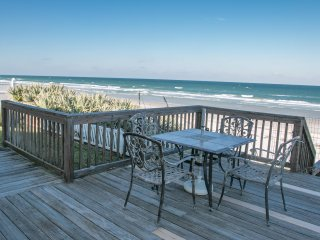 July/August Specials - Luxury Vacation Home - Direct Ocean front - 3BR/3BA #4213