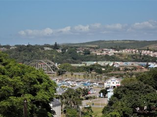 Beach Crescent House.Self catering guest house situated in Port Alfred on the  of the sunshine coa