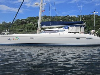 GRENADINES - My Love Charters - Deluxe Short Trip - All Inclusive 4/Days 3/Nts