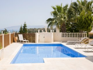 Acropolis Sea View Villa - Stunning Views, Private Pool, Wifi