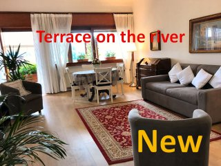 Penthouse, Terrace Amazing Views, Garage, Central, 6° floor Lift, 2Bd 2Ba, Florencia