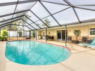 Luxury Pool Home - Steps To The Ocean - 3BR/2BA - #352
