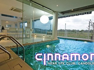 Cinnamon - 4 Bed Lavish Candolim Villa