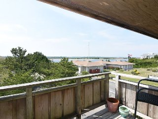 Seaside Seven is a spacious and bright house with sound and ocean views!