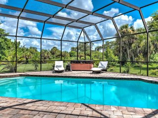 New! 4BR Sarasota House w/ Private Pool & Hot Tub!
