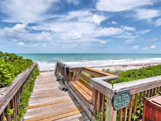 NEW! 2BR Vero Beach Villa w/Oceanside Views & Pool!