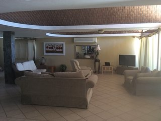 Large house with 4 bedrooms total 7 beds 4-5 bathrooms living room and kitchen